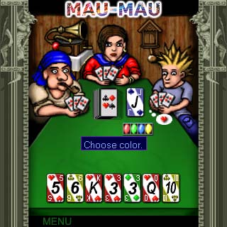the game of mau